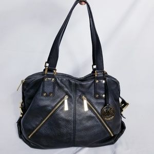 Michael Kors Portland Large Hobo Pebble Leather